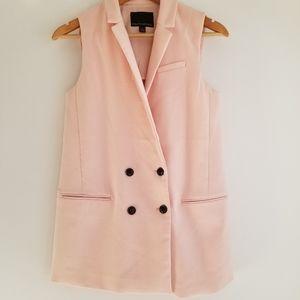 Banana Republic pink vest